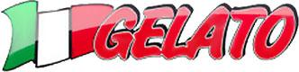 Eisproduktion - Gelato - Logo